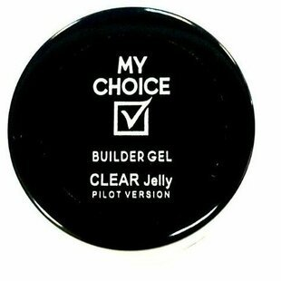 Гель-желе Dance Legend Ju.Bilej My Choice Builder Gel Jelly конструирующий, 15 мл