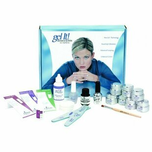 Набор для наращивания EzFlow Gel It! Cover Gels Professional Kit