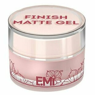 Гель E.Mi Finish Matte Gel, 15 мл